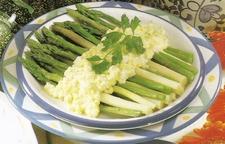 Asparagus Saus Telur