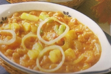 Kaserol Kacang Panggang
