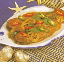 Sambal Goreng Ikan Tongkol