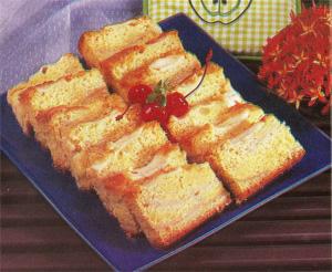 Cake Lapis Apel