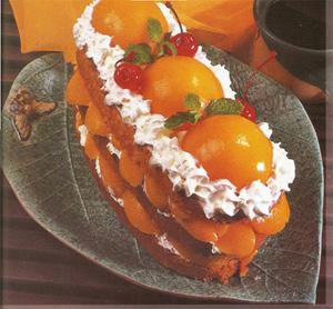 Cake Lapis Peach